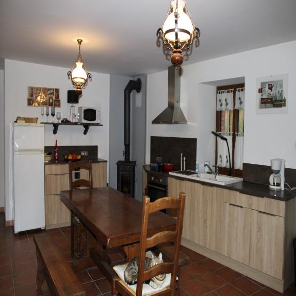 Offres de location Maison de village Boisset 15600